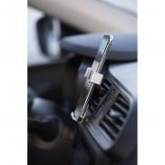 Samochodowy uchwyt do telefonu - srebrny