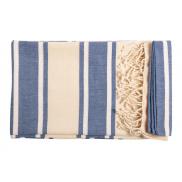 Ręcznik plażowy - niebieski