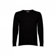 THC MILAN. Męski sweter - Czarny - L