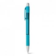 REMEY. Długopis z uchwytem antypoślizgowym - Błękitny
