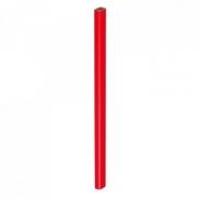 GRAFIT COLOUR. Ołówek stolarski - Czerwony