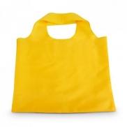 FOLA. Składana torba, poliester - Żółty