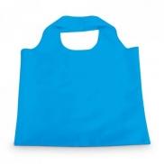 FOLA. Składana torba, poliester - Błękitny