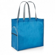 PERTINA. Składana torba - Błękitny