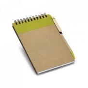 RINGORD. Notes kieszonkowy - Jasno zielony