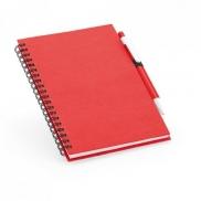 ROTHFUSS. Notes B6 - Czerwony