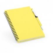 ROTHFUSS. Notes B6 - Żółty