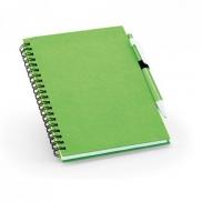 ROTHFUSS. Notes B6 - Jasno zielony
