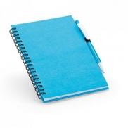 ROTHFUSS. Notes B6 - Błękitny
