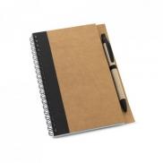 ASIMOV. Notes B6 - Czarny