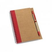 ASIMOV. Notes B6 - Czerwony