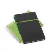 DUMAS. Notes A5 - Jasno zielony