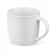 AVOINE. Kubek ceramiczny 370 ml - Biały
