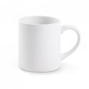 NAIPERS. Kubek ceramiczny 260 ml - Biały