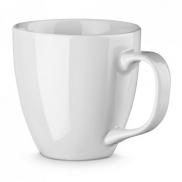 PANTHONY OWN. Porcelanowy kubek 450 ml - Biały