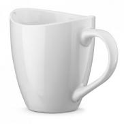 LISETTA. Kubek ceramiczny 310 ml - Biały
