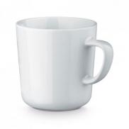 MOCCA WHITE. Kubek ceramiczny 270 ml - Biały