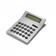 ENFIELD. Kalkulator - Satynowy srebrny