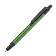 Długopis Mixy, niebieski/brązowy