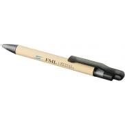 Papierowy długopis Safi, czarny