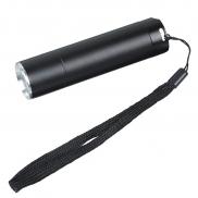 Latarka Aglow LED, czarny