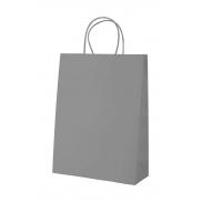 Torba papierowa - ash_grey