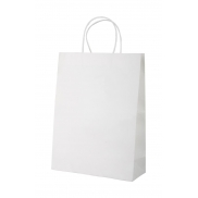 Torba papierowa - biały