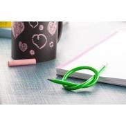 Elastyczny ołówek - zielony