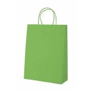 Torba papierowa - green