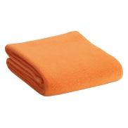 Kocyk - pomarańcz