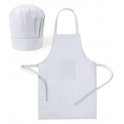 Zestaw małego kucharza - biały