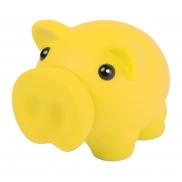 Skarbonka - żółty