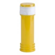 Butelka do baniek - żółty