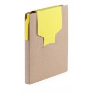 Notatnik - żółty