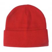 Czapka zimowa - czerwony