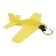 Samolot - żółty