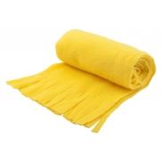 Szalik - yellow