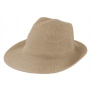 Słomkowy kapelusz - beige