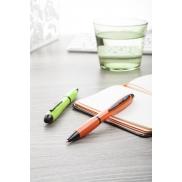 Długopis dotykowy - pomarańcz