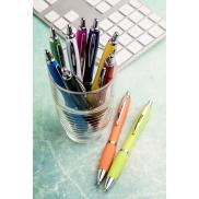 Długopis - limonkowy