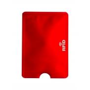 Uchwyt na karty kredytowe - red