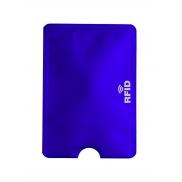 Uchwyt na karty kredytowe - blue