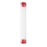 Etui-tuba na długopis - red