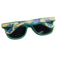 Okulary przeciwsłoneczne - green