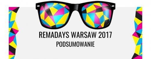 Podsumowanie REMADAYS WARSAW