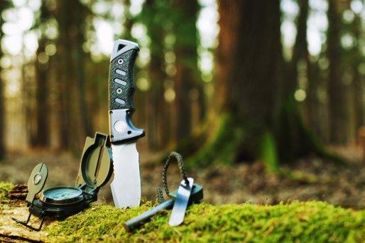 Scyzoryki, noże i inne. Gadżety przydatne fanom survivalu